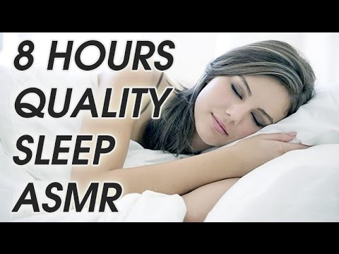 8 Hours Relaxing Asmr For Quality Sleep