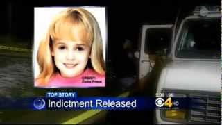 JonBenet Ramsey unsealed indictment raises questions; DNA is from Killer ROBERT ADOLPH ENYART