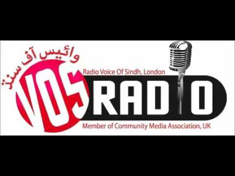 Sindhi Language Authority Program on Bhittai poetry at Radio Voice of Sindh London 25 Nov 16