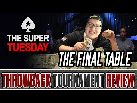 [Part 4] $1050 Super Tuesday - Throwback Tournament Review