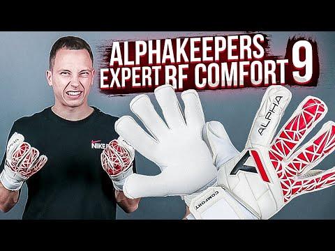 AlphaKeepers Expert RF Comfort 9 || Первый обзор