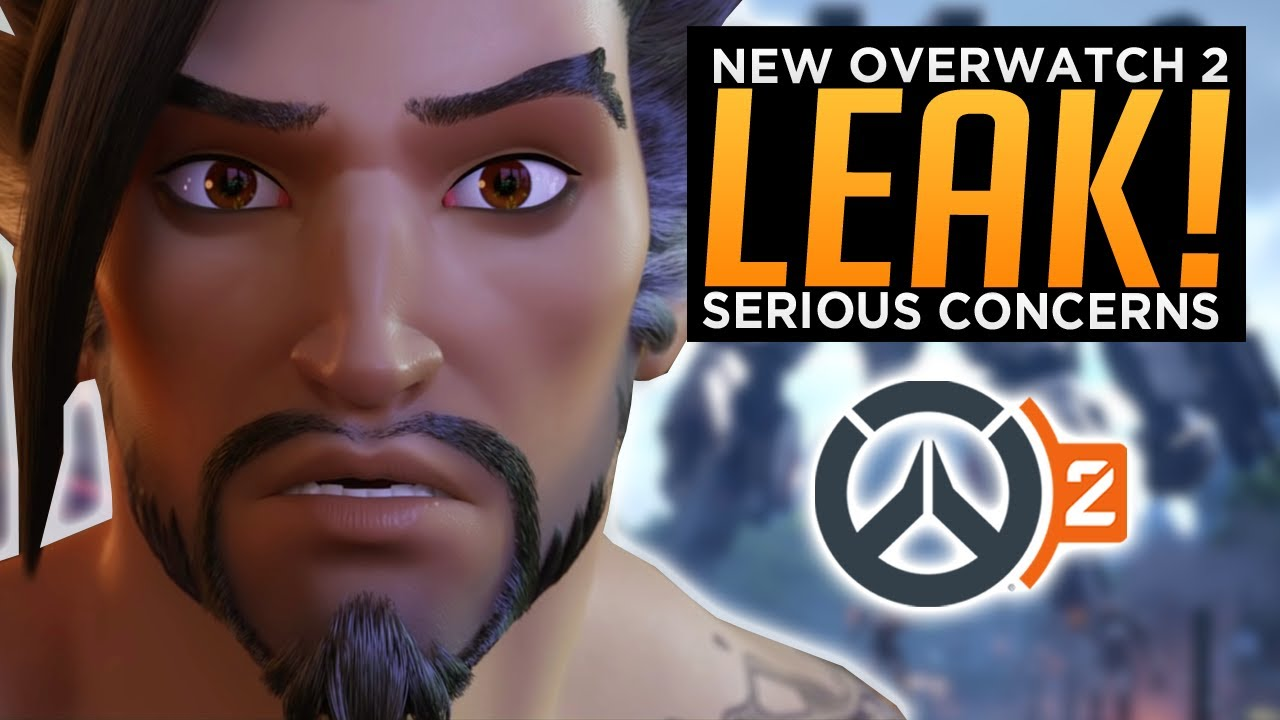 NEW Overwatch 2 LEAK! - Serious OW2 Concerns