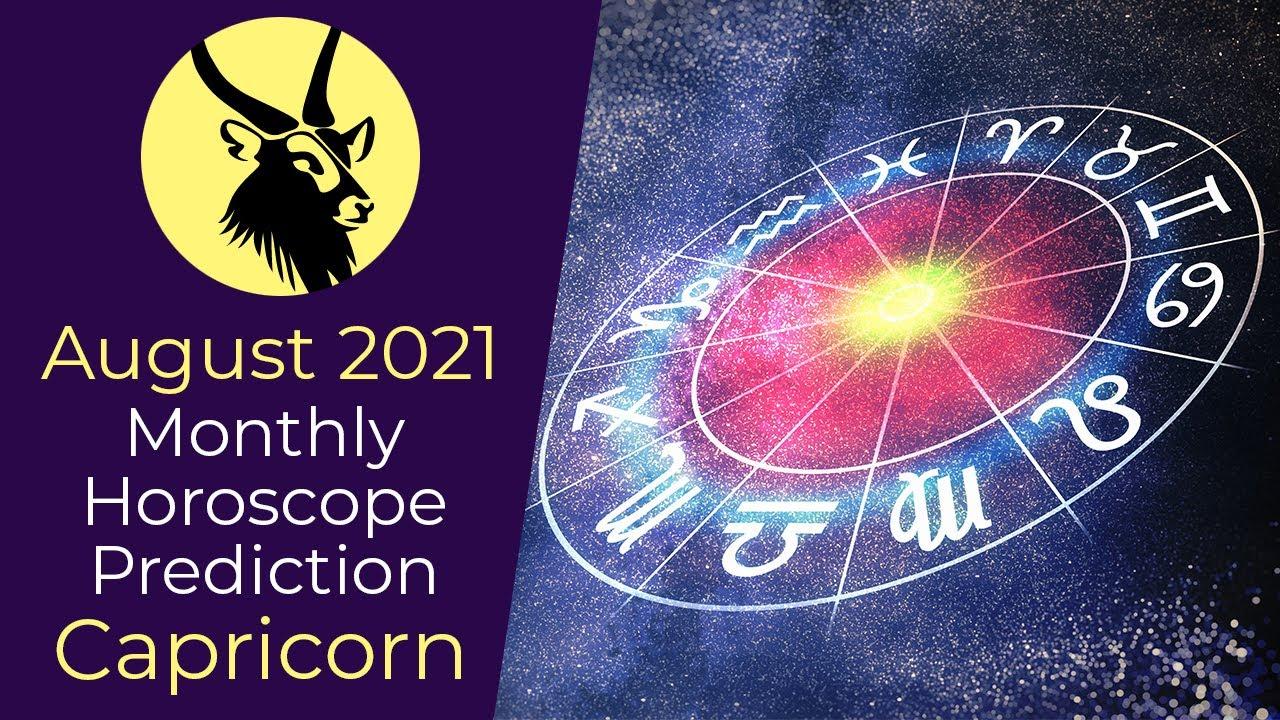 August 20 Capricorn Monthly Horoscope Prediction   Capricorn Moon Sign  Predictions August 20
