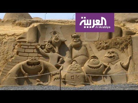 صباح العربية | متحف للرمال في الغردقة  - نشر قبل 3 ساعة