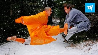 REAL Shaolin Warrior Monk - Shifu Shi Yanjun | Muscle Madness