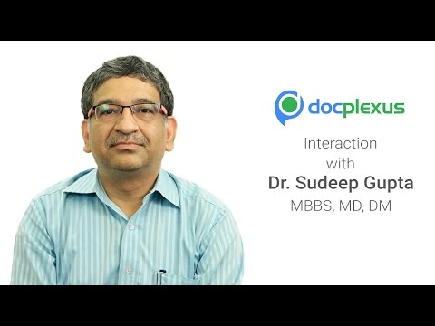 """Challenges in the Treatment of Ovarian Cancer in India""  by Dr. Sudeep Gupta"