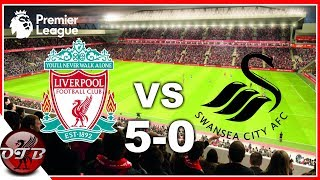 """""""Is That What You Call Boring"""" Liverpool vs Swansea 5-0 Post Match Reaction #LFC #LIVSWA"""