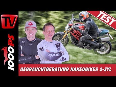 Gebrauchtberatung Nakedbikes - Ducati Monster 1100 - Wie viel Zylinder für Dein Motorrad - Teil 2/4