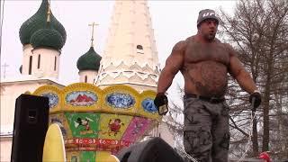 """Спорт. """"Русский Медведь"""". Михаил Сидорычев"""