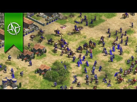 Age Of Empires Definitive Edition - Best Strategy Franchise Is Back... IN 4K!