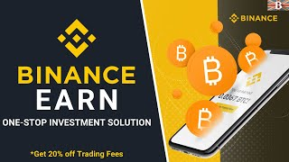 Binance Earn Tutorial: How To Earn Interest On Your Crypto Assets