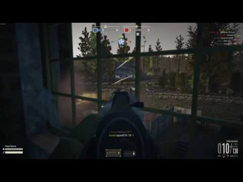 Heroes and Generals | SVT-40 | Russian marksman rifle