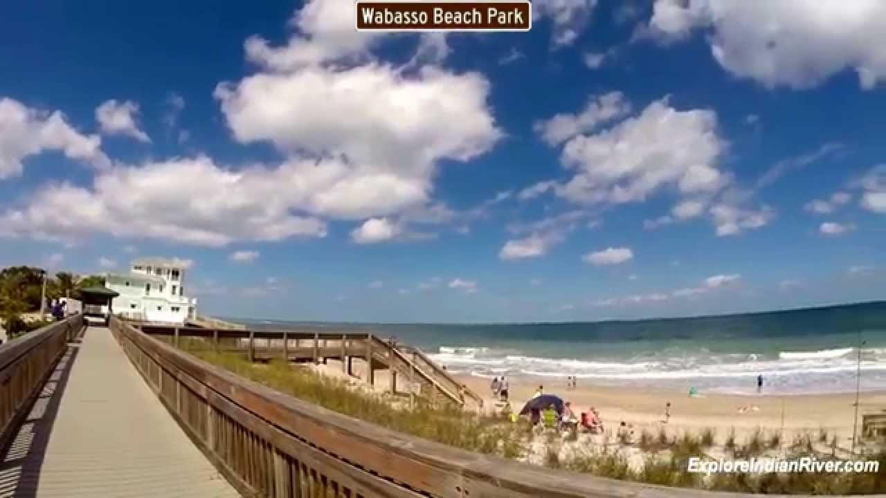 Explore Wabasso Beach, Wabasso, Florida - YouTube
