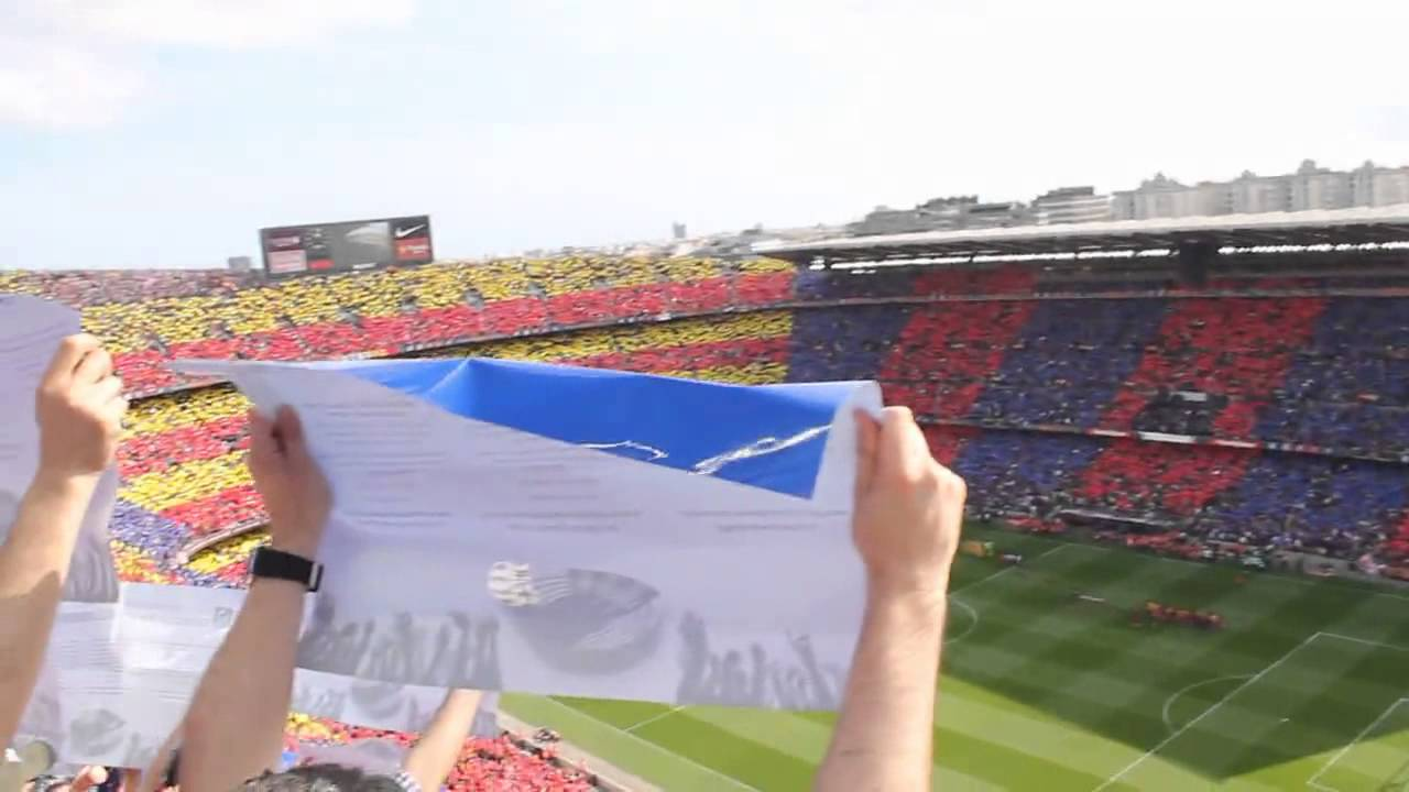Гимн реал мадрида перед матчем
