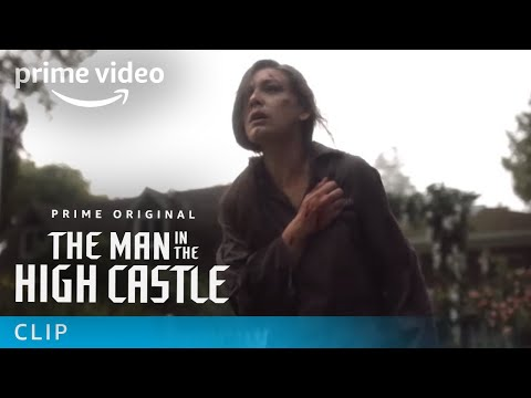 The Man in the High Castle S4 | Prime Video