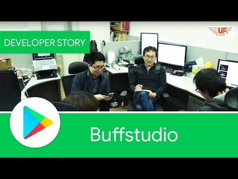 Android Developer Story: Buffstudio —  Reaching global users with Google Play (Korean)
