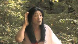 Milarepa Sings In The Forrest