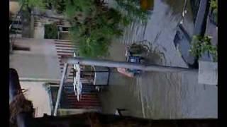 Rain Flood- Ashok Nagar, Chennai, 2008 Noveber.