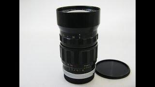 Sankyo Kōki KOMURAー 105mm/F2 (Leica) kōki, 検索動画 26