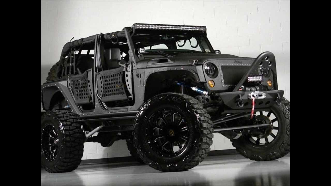 Xd Rims For Jeep Wrangler