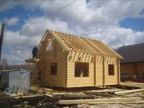 Строительство домов и бань в Екатеринбурге. Недорого, душевно и со вкусом!