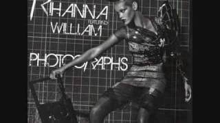 Rihanna. Photographs [ instrumental + Lyrics ]