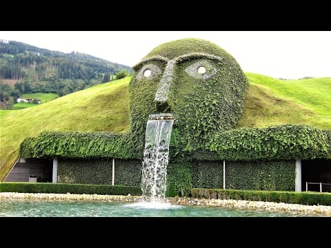 12 Strange Places Found in the Alps