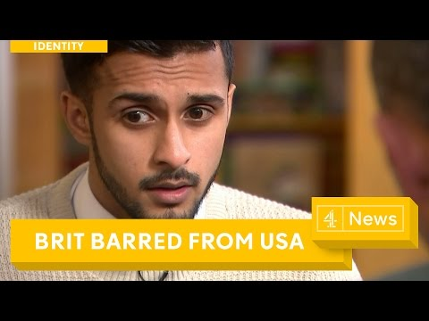 Thumbnail: British Muslim kicked off plane: interview with the Welsh teacher denied US entry
