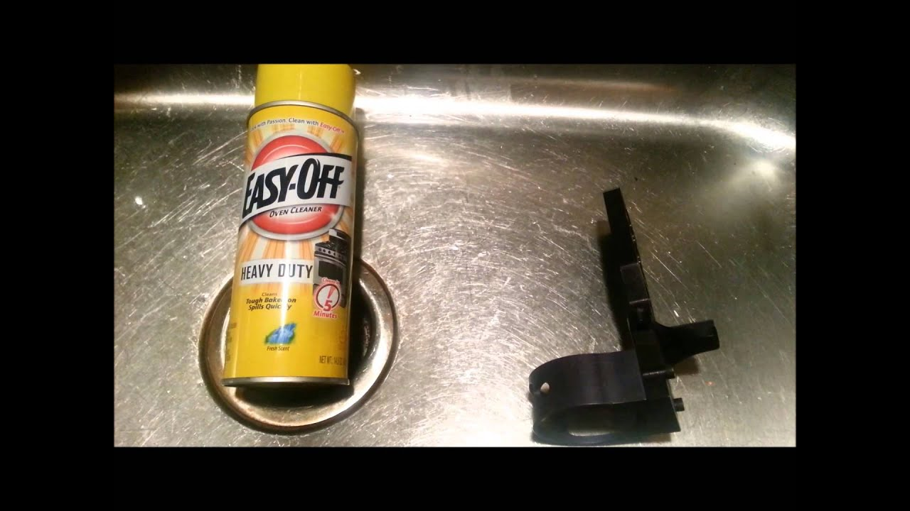 How to remove anodizing from aluminum youtube how to remove anodizing from aluminum solutioingenieria Choice Image