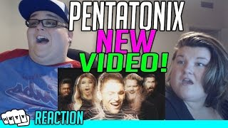 NEW PENTATONIX VIDEO [God Rest Ye Merry Gentlemen] REACTION!!🔥