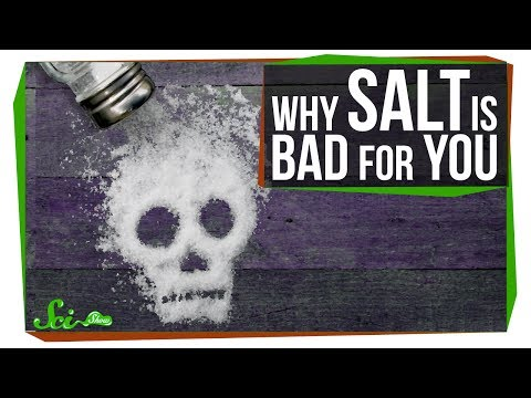 Why Is Salt So Bad for You, Anyway?