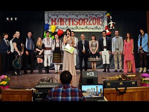 Festivalul Mărțișor 2016 Moldoveni din Torino Italia - NET