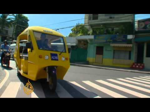 Philippines moves to green transportation