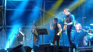 11. Paul Heaton & Jacqui Abbott - Five Get Over Excited - Castlefield Manchester - 03.07.2015