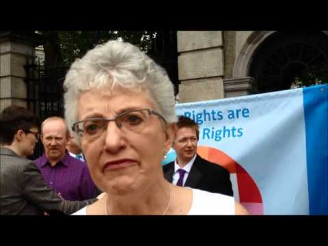 Catherine Zappone publishes gender equality bill