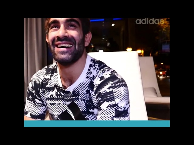 KARATE - THE ADI FAST INTERVIEW with Rafael Aghayev! EPISODE 01