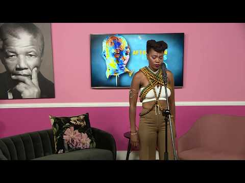 Performance By Kanyi Mavi | Afternoon Express | 27 February 2019