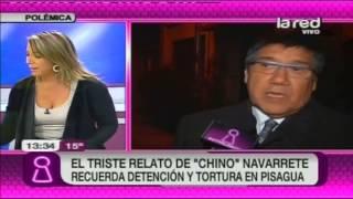 """Hablamos sobre el triste testimonio de """"Chino"""" Navarrete"""