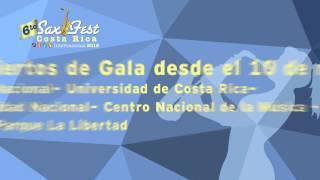 SAX FEST COSTA RICA INTERNACIONAL 2015