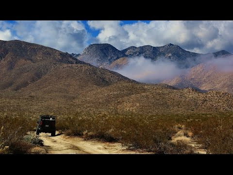 San Diego Trip, November-December 2014, Anza Borrego Desert SP, Part 2