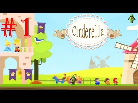 Cinderella Adventures (iOS/Android) Walkthrough Gameplay - Part 1