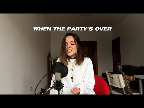 when the party's over - Billie Eilish | cover