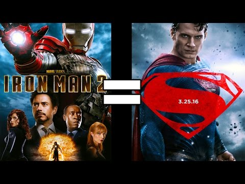 24 Reasons Batman v. Superman & Iron Man 2...