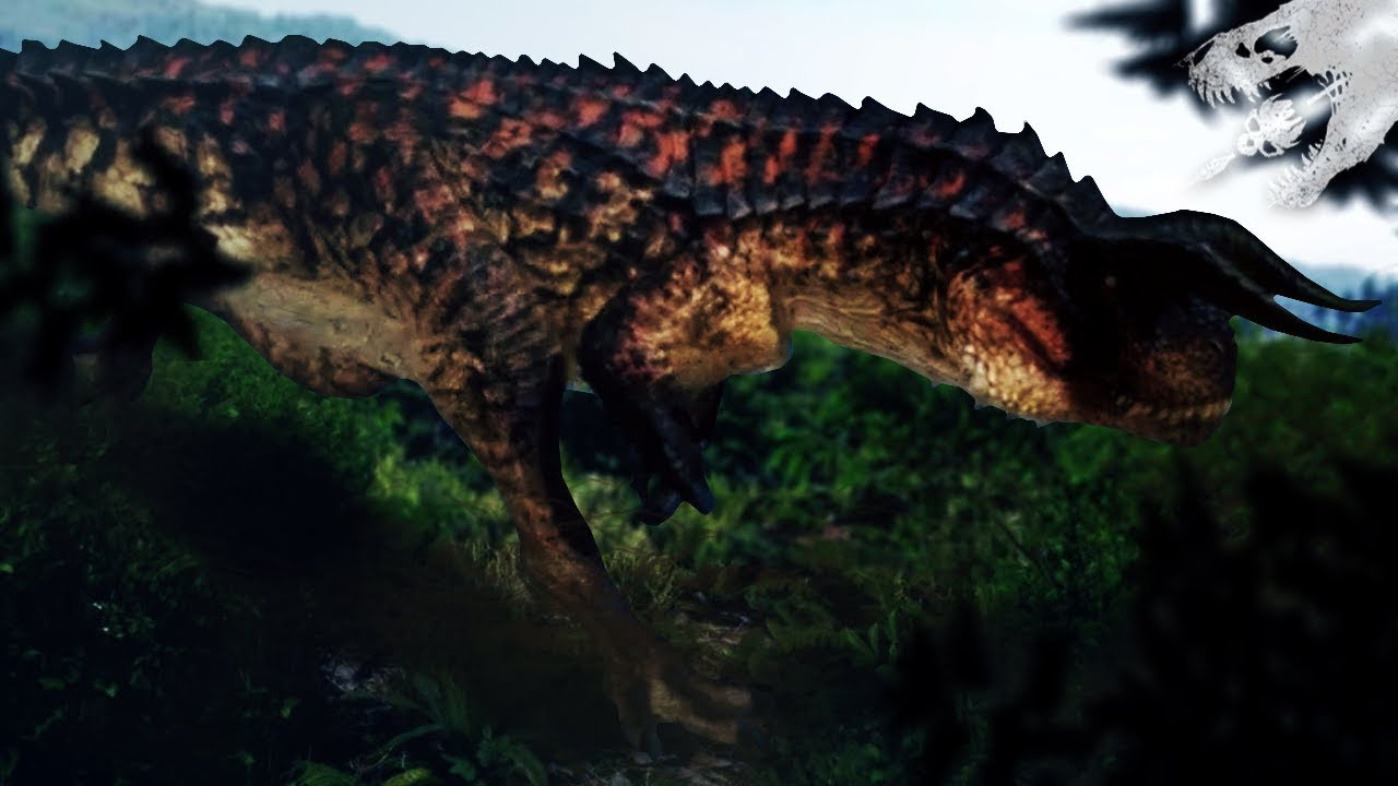 HERE COMES SATAN! - The Isle - Hypo Carno Animations Reveal, Type -D Giga  Strain & Updates- Gameplay
