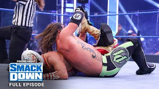 WWE SmackDown Full Episode, 31 July 2020