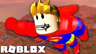 SUPERMAN W JAILBREAKU?! I ROBLOX #240