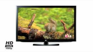 LG LD450 32'' LCD TV