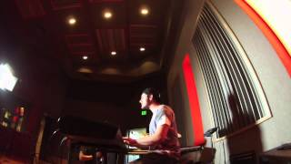 "Borgore performing ""Last Year"" at Red Bull Studio LA 