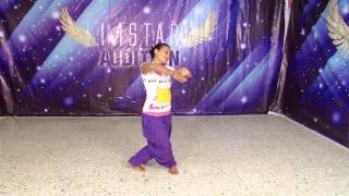 Breathless by Shankar mahadevan  IMSTAR Kutch Audition Riddhi Mehta CNo.12132 Contemporary Dance