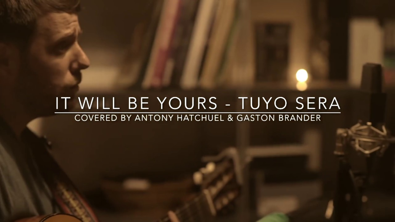 Tuyo / It Will Be Yours - (Narcos Theme English Cover)